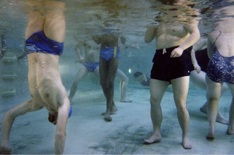 Swimmers - Larry Sultan