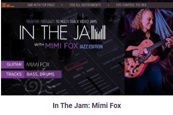 In The Jam: Mimi Fox