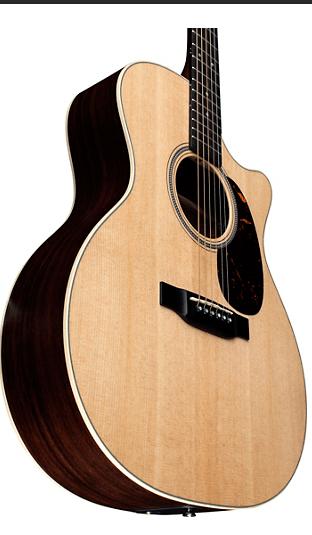 Martin Guitar GPC-16E sideways