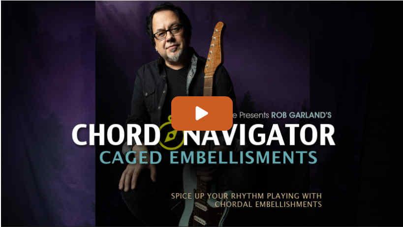 Chord Navigator Embellishments