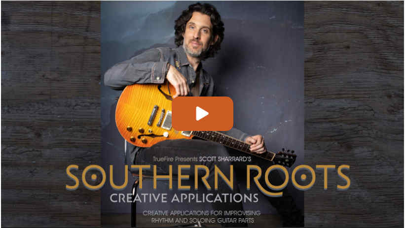 Southern Roots Creative Applications