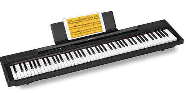 Donner DEP-10 Keyboard 600x300