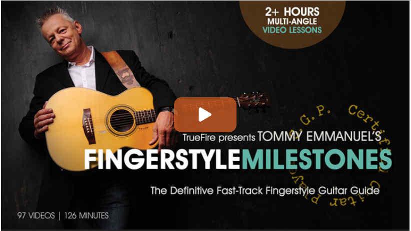 Fingerstyle Milestones