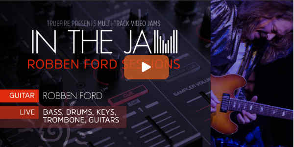 In The Jam with Robben Ford