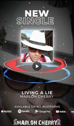 Marlon Cherry Living A Lie