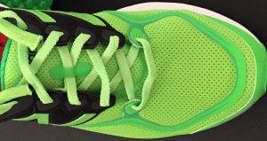 New Balance Zante - front foot mesh