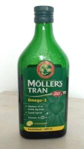Möller's Tran - Levertran med citrussmag