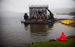 Hvert år arrangeres Ålgård Vannfestival, så også i 2009. Men årets utgave av festivalen ble både våt og fuktig, som seg hør og bør.