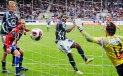Viking - Tromsø 3-1, Peter Ijeh