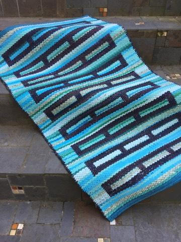 2018/04 Cotton/Pendleton Wool Rugs for Sale
