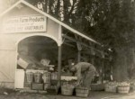 Larson's Farm Product Road Side Stand