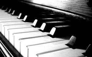 image of piano keys