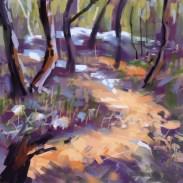 Winter Track sketch 0684