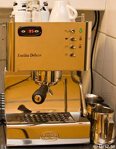Quick Mill Emilia Deluxe