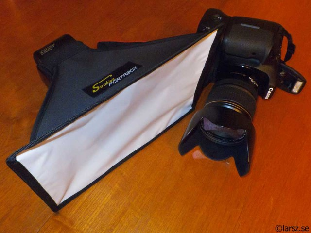 "Softbox ""off-camera"""