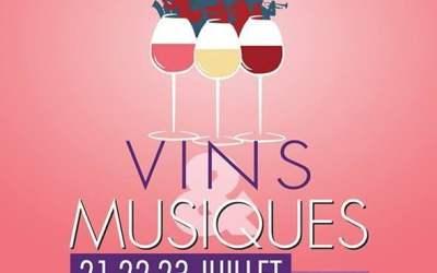 Festival Vins & Musiques d'Assignan
