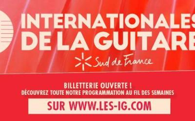 Les Internationales de la Guitare de Montpellier jusqu'au 12 octobre