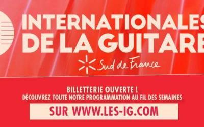 Les Internationales de la Guitare de Montpellier jusqu'au 12 octobre