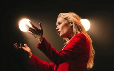 Caroline Vigneaux à Odyssud de Blagnac