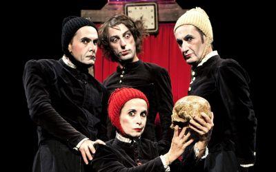 Révisez «Hamlet en 30 minutes» au Théâtre de Castres !