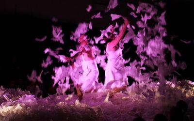 «Sous la neige» : un spectacle poétique et familial au Parvis à Tarbes