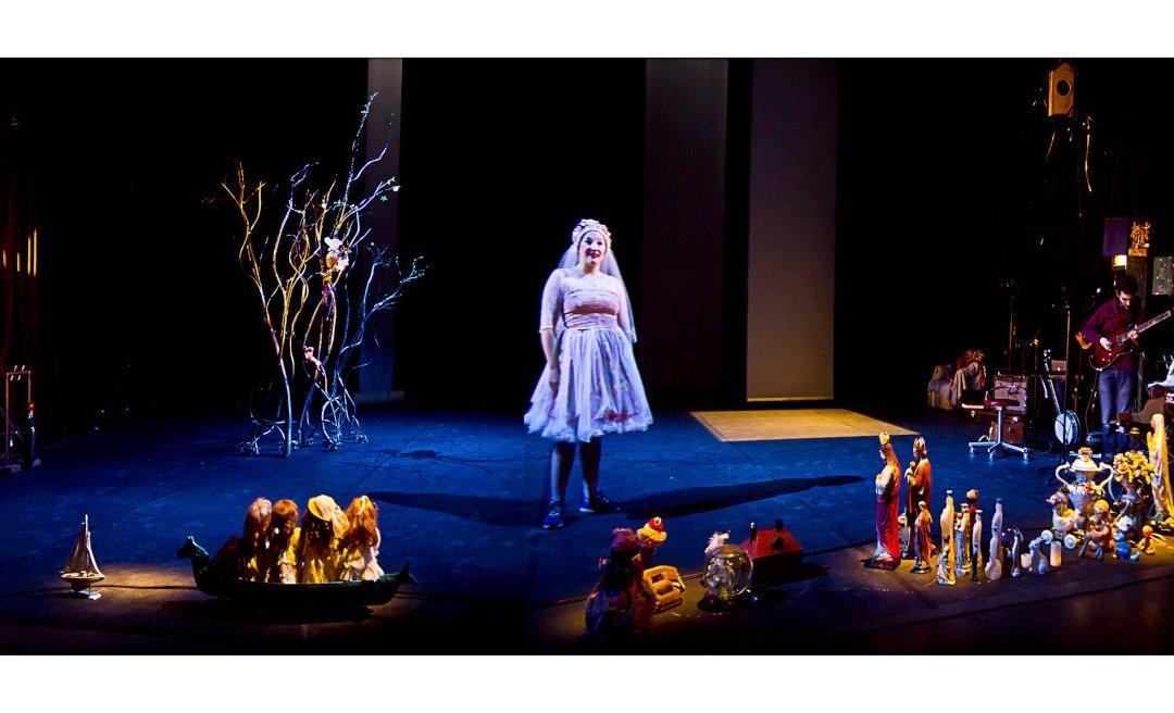 «Les enfants c'est moi» : le spectacle enfantin de Marie Levasseur à Perpignan, Mireval et Montpellier