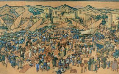A Collioure, le programme du musée d'Art moderne va vous donner «L'eau à la bouche»