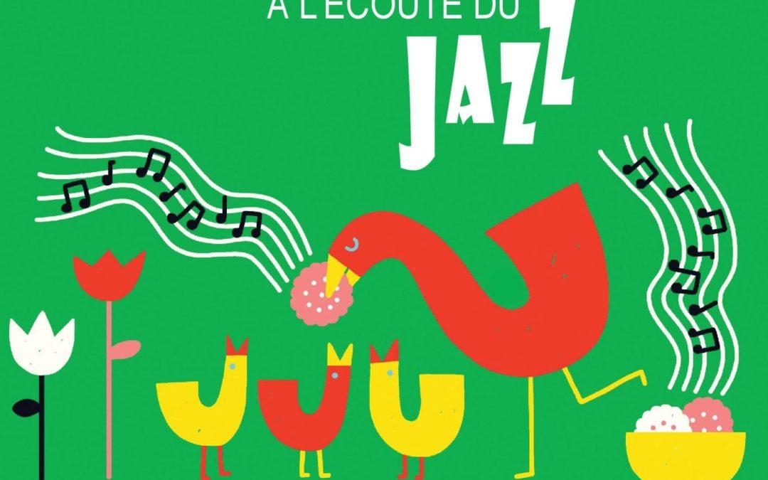 Expo : «Le livre à l'écoute du Jazz» de Liuna Virardi du 1er au 20 juillet