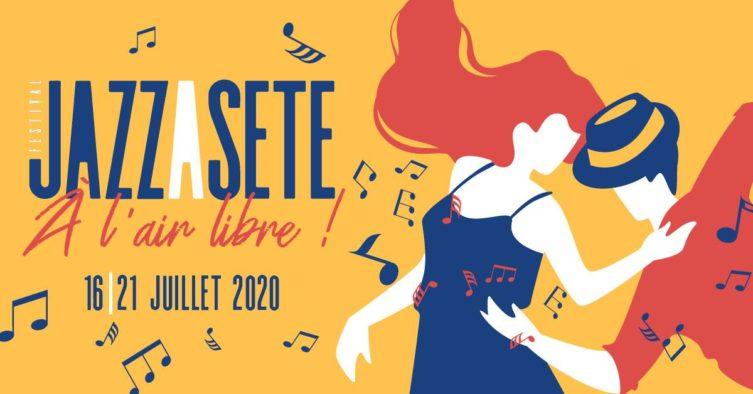 Jazz à Sète aura bien lieu dans une version à l'air libre, du 16 au 21 juillet !