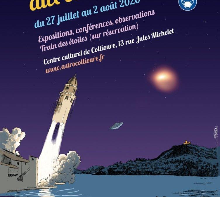 De la plage aux étoiles : la 7ème édition du festival commence le 27 juillet à Collioure