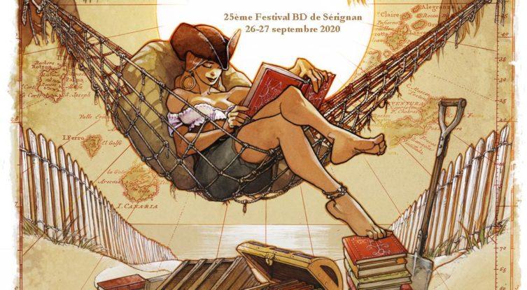 La 25ème édition du Festival BD de Sérignan aura bien lieu !