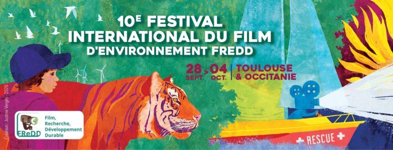 affiche festival FREDD