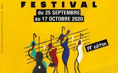Le Nîmes Métropole Jazz Festival 2020 commence le 25 septembre !