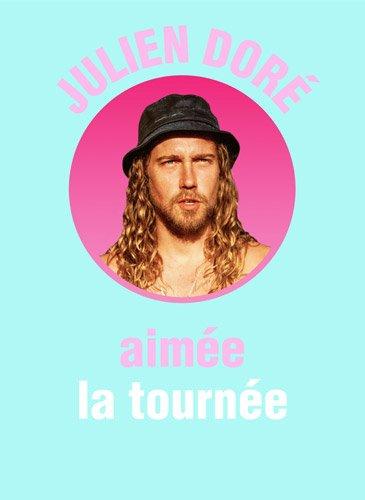 Le chanteur Julien Doré annonce 3 concerts en Occitanie en 2021