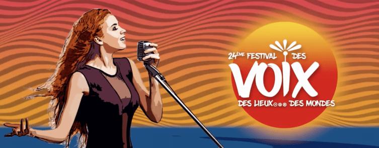 Rendez-vous pour le 24ème Festival des Voix, des Lieux… des Mondes à Moissac du 9 au 13 septembre