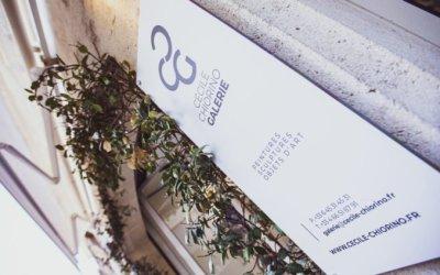 La galerie Cécile Chiorino à Aigues-Mortes lance sa boutique en ligne