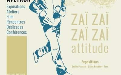 «Zaï zaï zaï zaï attitude» : un événement autour de la BD de Fabcaro organisé à Millau en janvier prochain