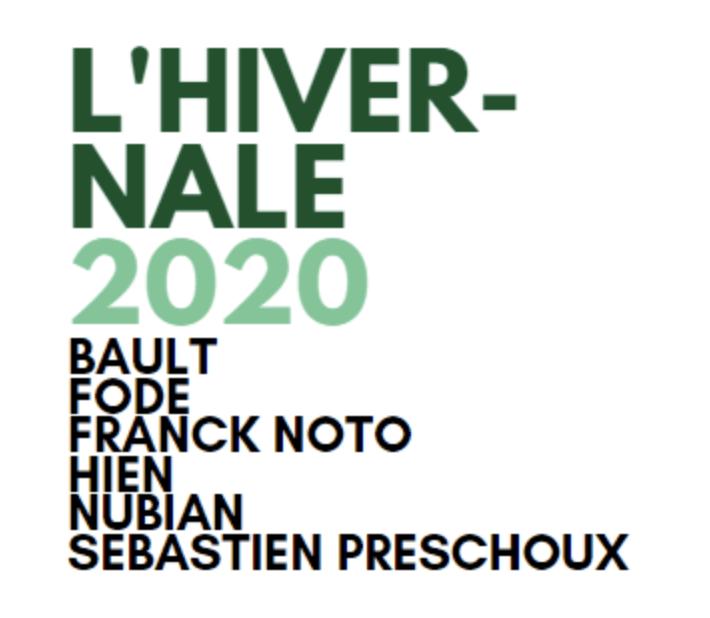 «L'hivernale 2020» : l'expo collective de la galerie Nicolas Xavier à Montpellier