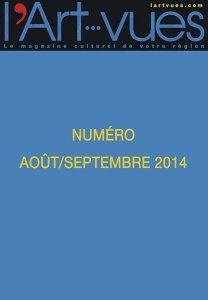 ART VUES AOUT SEPTEMBRE 2014