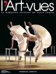 ART VUES DÉCEMBRE 2007 JANVIER 2008
