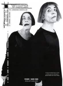 ART VUES FÉVRIER MARS 2000