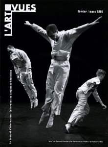 L'ART-VUES FÉVRIER MARS 1996