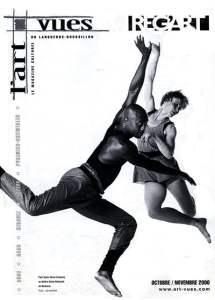 ART VUES OCTOBRE NOVEMBRE 2000