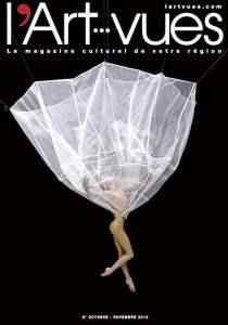 ART VUES OCTOBRE NOVEMBRE 2012