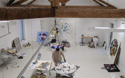 Expo : l'artiste Moins12Prod à la galerie Prévert à Mauguio à partir du 5 février