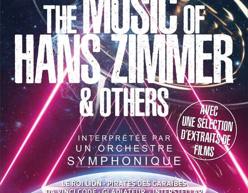 The Music Of Hans Zimmer & Others au Théâtre Antique d'Orange annoncé le 18 août 2021