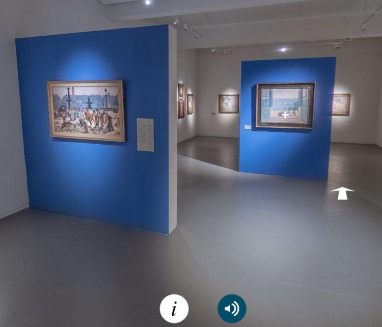 Le musée de Lodève lance une visite virtuelle de l'exposition «Derniers impressionnistes»