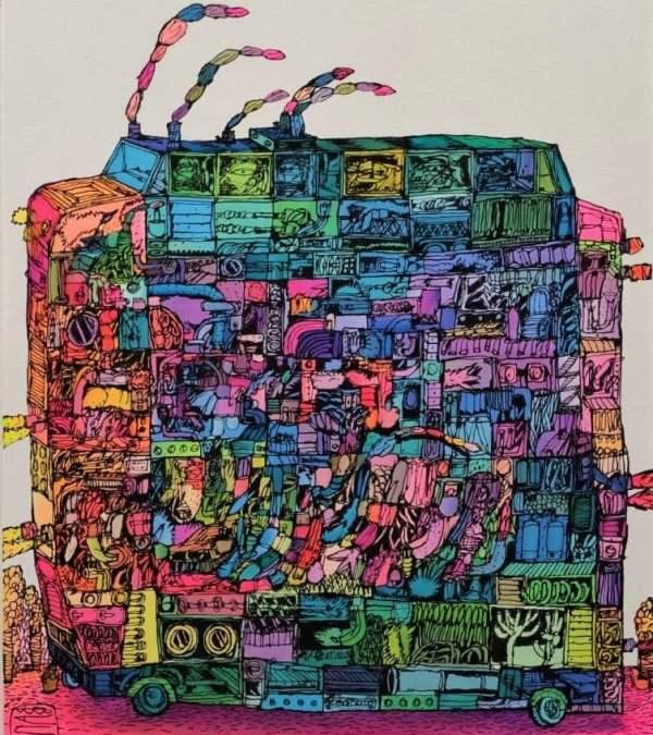 Sète : le street artiste Bault expose au Réservoir jusqu'au 4 avril