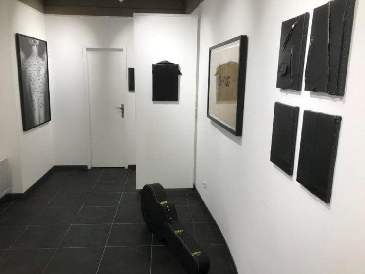 Exposition Philippe Perrin à la galerie Samira Cambie