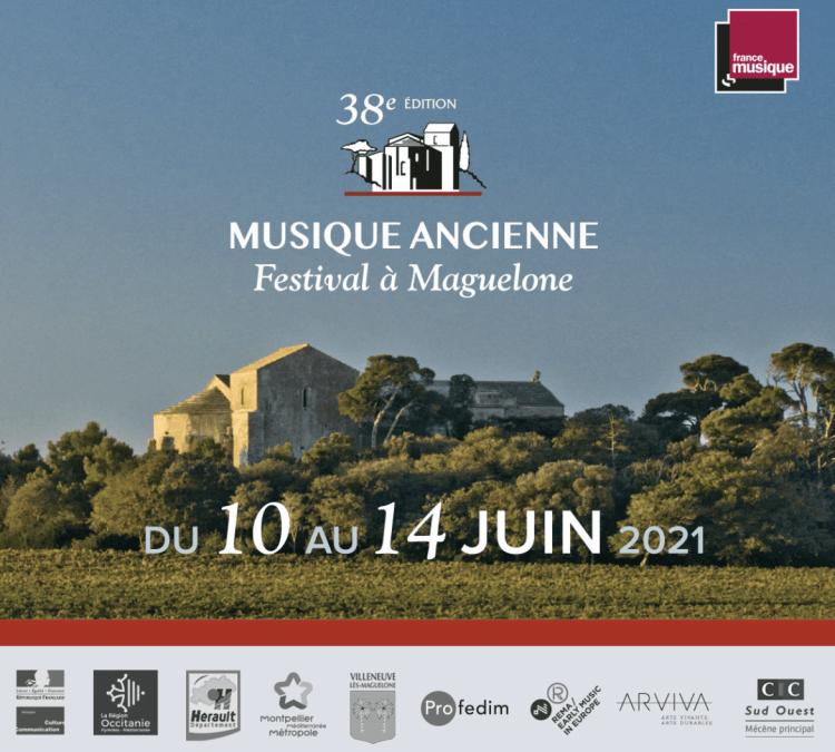 Maguelone : le festival de musique ancienne aura lieu du 10 au 14 juin